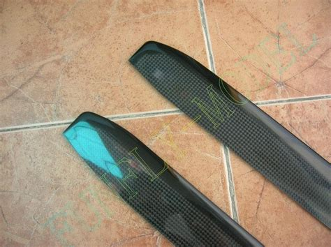 Limited Karbon Fax Pc 402rf 690mm carbon fiber rotor blade fly 3d ff cf690a