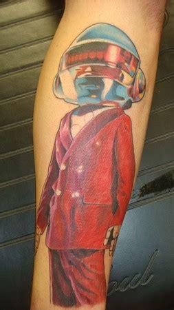 daft punk tattoo daft tattoos
