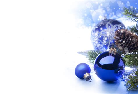 wallpaper christmas balls blue balls on white background wallpapers and images