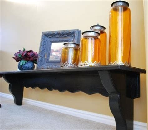 5 Ft Wall Shelf by B S Refurnishings 5ft Decorative Floating Wall Shelf