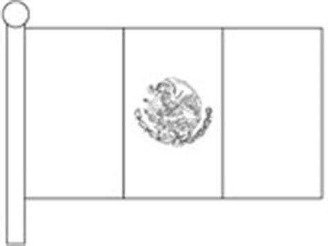 imagenes para colorear bandera de mexico dibujos de m 233 xico para colorear