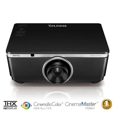 Benq Home Cinema W8000 W 8000 Thx Certified Dlp 3d Include Lens specifications