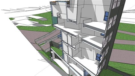 sketchup sections sections via zorro 2 visualizing architecture