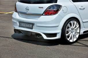 Opel Corsa H Opel Astra H Spoiler Images