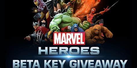 Marvel Heroes Key Giveaway - marvel heroes news