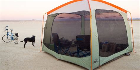1 Person Portable Shade Room With Floor - the best canopy tent and screen houses for cing