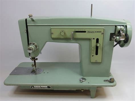 17 Best Images About Kenmore Sewing Machine On Pinterest