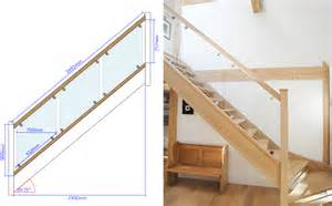 Online Stairs by Stair Parts Oak Clearchoice Handrail Grooved For Glass