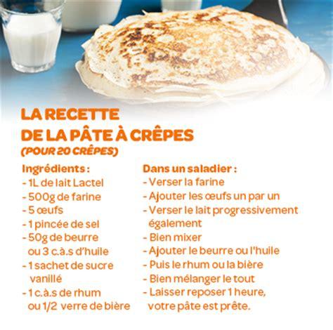 100 recettes de cr 234 pes et de galettes lactel