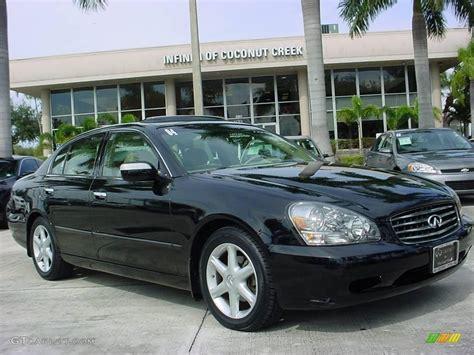 infiniti black obsidian 2004 black obsidian infiniti q 45 luxury sedan 25537584