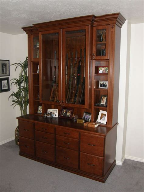 1000 images about diy gun cabinet on