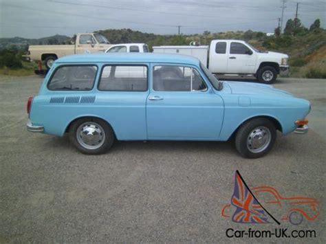 1972 Volkswagen Squareback by 1972 Volkswagen Squareback