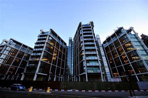 knightsbridge appartments one hyde park apartments flats e architect