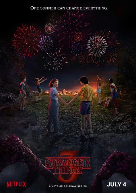 releasedatum en eerste beeld voor derde seizoen stranger