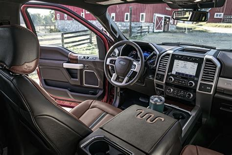 ford super duty   king ranch truck model