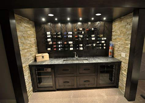 bar cabinet with built in wine cooler custom built bar with wine coolers wine display racks