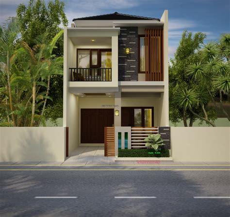 desain rumah ukuran    meter