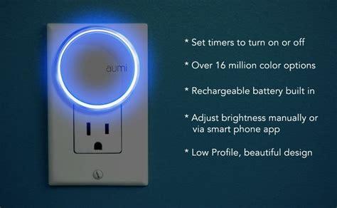 app controlled lights led light