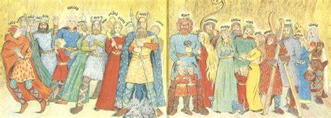 norse mythology mythology loki
