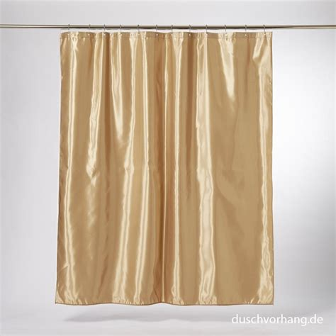 textil duschvorhang gold duschvorhang de einfach gute - Duschvorhang Schwer