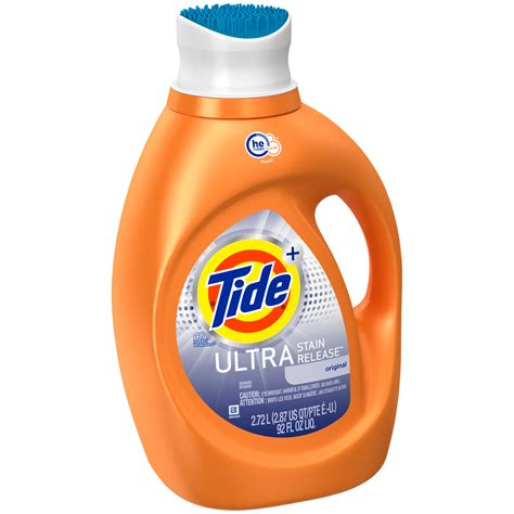 tide plus ultra stain release he laundry detergent kmart