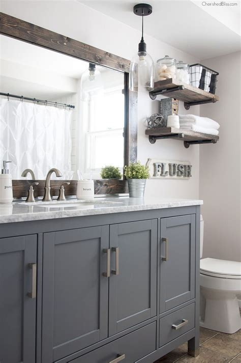 Gray Bathroom Decorating Ideas by Grey Bathrooms Decorating Ideas House Beautiful House
