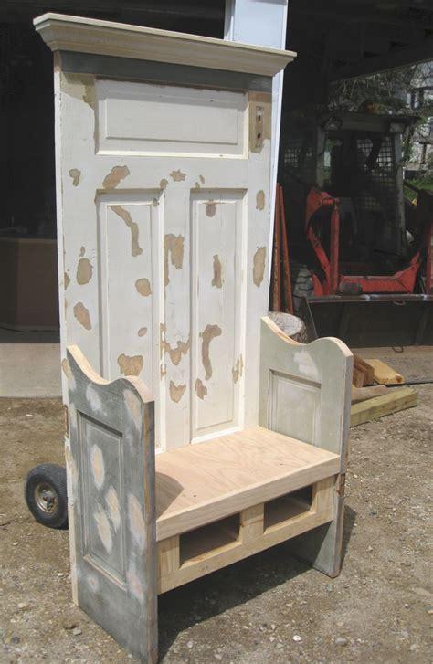 doorway bench 25 best ideas about recycled door on pinterest door tables old door tables and