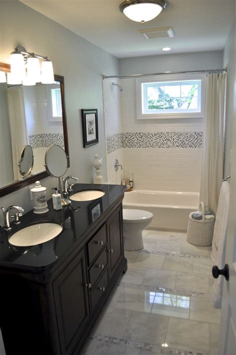 Bathroom attractive picture of bathroom decoration using white grey glass tile bathroom wall