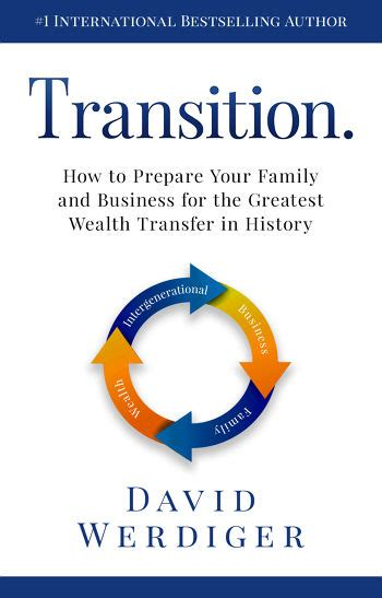 bridging generations transitioning family wealth and values for a sustainable legacy books transition how to prepare your family and business for
