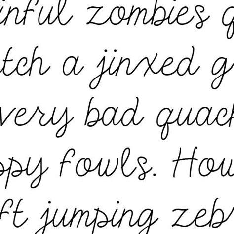 free doodle handwriting fonts cursive print laptuoso