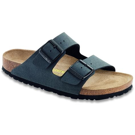 Birkenstock Arizona Black Original birkenstock arizona sandals soft footbed black brown blue birko flor ebay