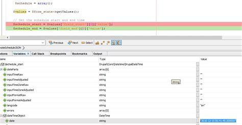 drupal theme date field 8 programmatically get the date field value drupal answers