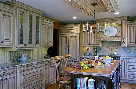 Distress Kitchen Cabinets distressed kitchen cabinets custom made cabinets and design ideas