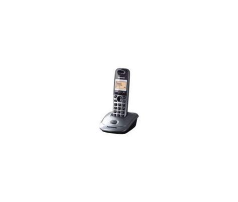 Panasonic Kx Tg 110 Telepon panasonic kx tg2511hgm dect met 225 lsz 252 rke kx tg2511hgm