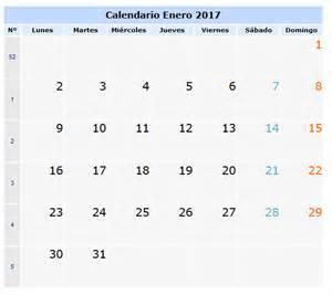Calendario Mes A Mes Para Imprimir 2017 Calendario Para Imprimir Calendario 2017