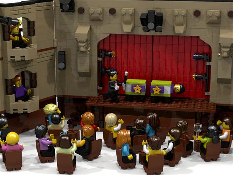 lego ideas product ideas theatre stage
