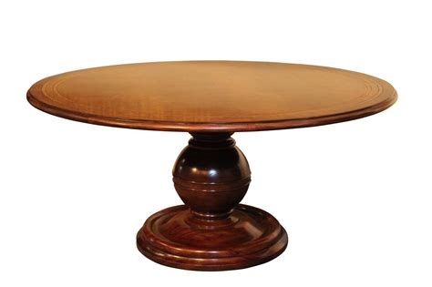 Pedestal Kitchen Table 64 Casual Mahogany Kitchen Table Pedestal Dining Table