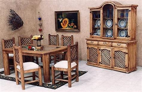 como decorar  comedor rustico elegante  acogedor