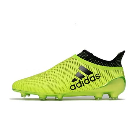 soccer shoes adidas   purespeed fg green black