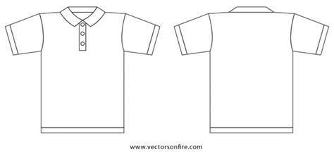 collar t shirt template joy studio design gallery best