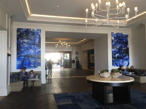 paintings large blue abstract duo custom wall decor