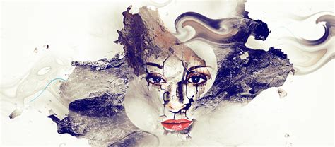 photoshop vector mask tutorial pdf photo manipulation for an artistic face photoshop lady