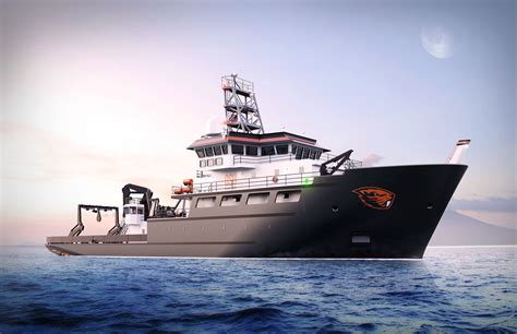 ship university regional class research vessel rcrv ships college of