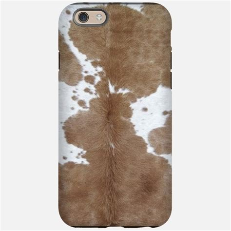 Cowhide Iphone cowhide iphone cases covers for iphone 6 6s 6 plus 6s plus 5 and 4
