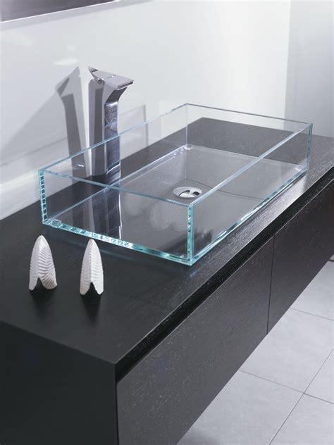 lavabo bagno in vetro lavabo in vetro 40 cm