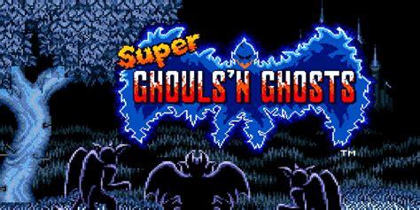 super ghoulsn ghosts super nintendo games nintendo