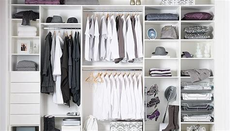 Interior Closet Storage Solutions Organise Your Wardrobe Organise Your Renovator Mate