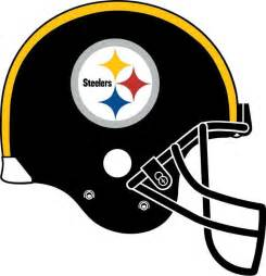 Galerry Home Sports Football Pittsburgh Steelers Round Logo Decal