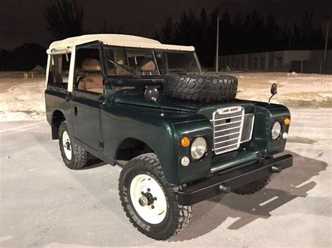 land rover for sale florida 1961 land rover santana for sale land rover other 1961