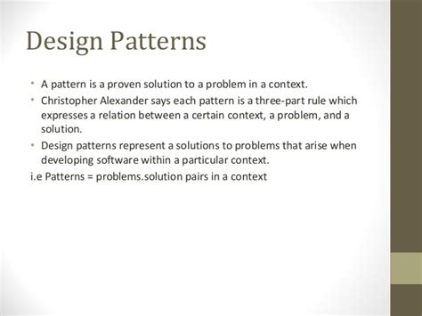 pattern language influence mvc design pattern ppt presented by quontra solutions